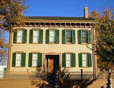 Lincoln Home National Historic Site - Attractions/Entertainment - 426 South 7th Street, Springfield, IL, United States