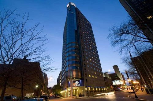Hilton Boston Hotel - Hotels/Accommodations, Reception Sites - 40 Dalton St, Boston, MA, 02115, USA