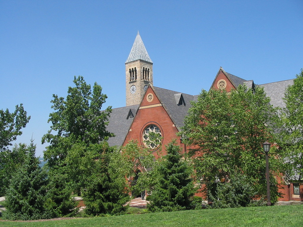 Sage Chapel - Ceremony Sites - Cornell University, Ithaca, NY, United States