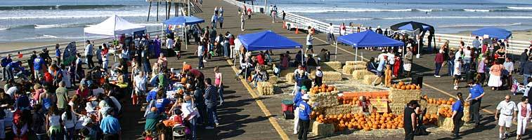 Pismo Beach Pier - Attractions/Entertainment - 100 Pomeroy Ave, Pismo Beach, CA, 93449, US