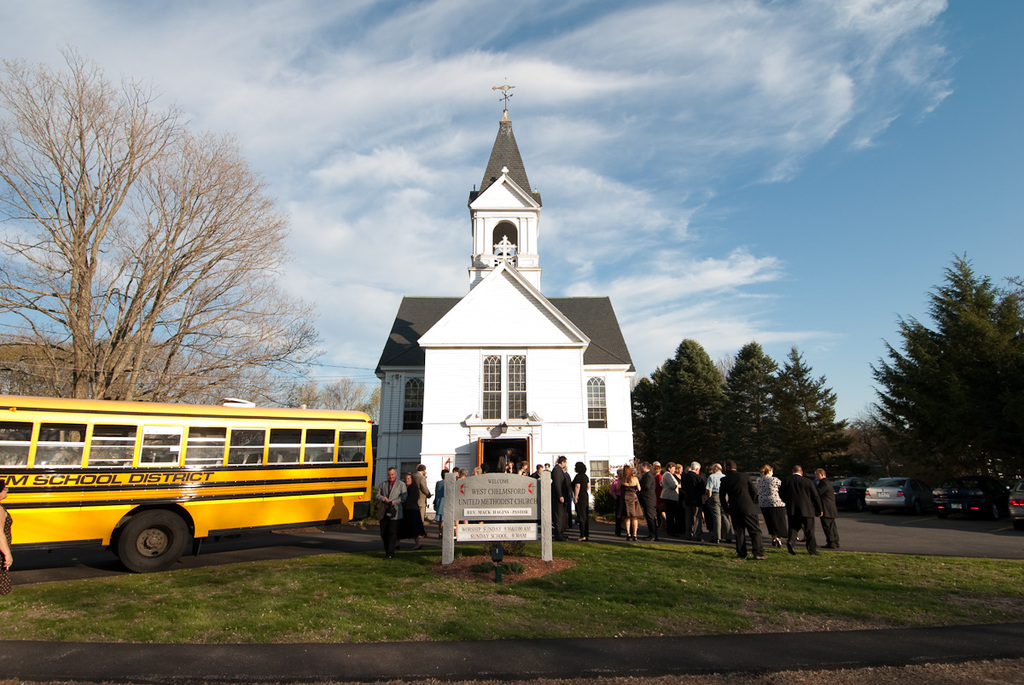 West Chelmsford United Methodist Church - Ceremony Sites - 244 Main St, MA, 01863, US