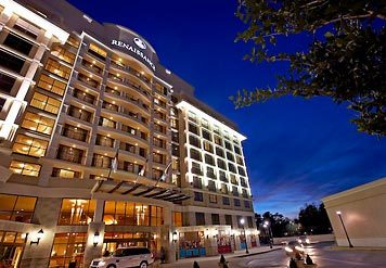 Renaissance Raleigh North Hills Hotel By Marriott - Hotels/Accommodations, Reception Sites, Ceremony Sites - 4100 Main at North Hills St, Raleigh, NC, 27609