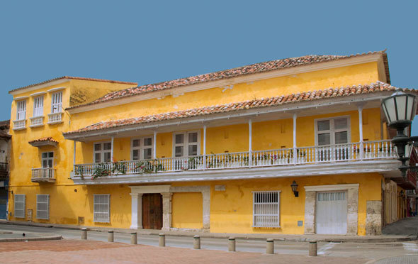 Casa Pombo - Hotels/Accommodations, Reception Sites, Ceremony Sites, Ceremony &amp; Reception - Roman, Cartagena, Bolivar, Colombia