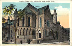 Battell Chapel - Ceremony - 300 College St, New Haven, CT, 06511