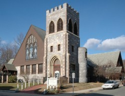 Unitarian Universalist Church - Ceremony Sites - 147 High St, Medford, MA, 02155
