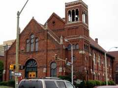 1st Presbyterian - Ceremony - 166 Poplar Ave, Memphis, TN, 38103