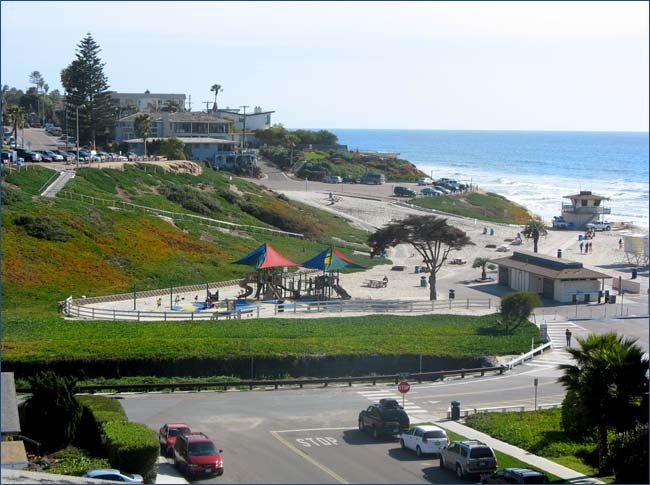 Moonlight State Beach - Attractions/Entertainment, Beaches - 400 B St, Encinitas, CA, United States