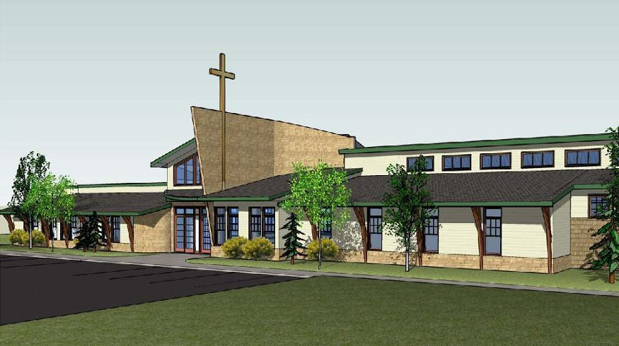 Crossfield Baptist Church - Ceremony Sites -