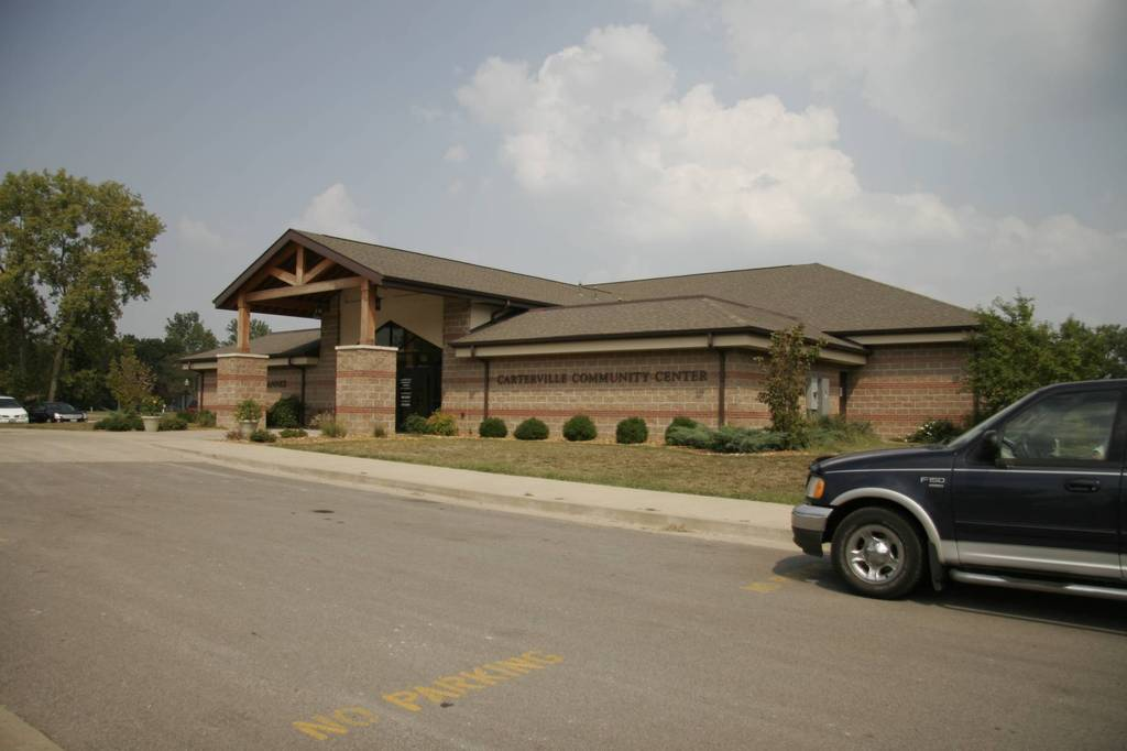 Carterville Community Center - Reception Sites - Cannon Dr, Carterville, IL
