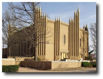 Christ The King Catholic Church - Ceremony Sites - 1520 S Rockford Ave, Tulsa, OK, United States