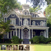 Claremont House - Hotel - 906 E 2nd Ave, Rome, GA, 30161, USA