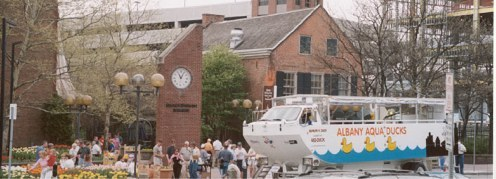 Albany Aqua Ducks - Attractions/Entertainment, Limos/Shuttles - Albany, New York, United States