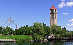 Riverfront Park - Attraction - 507 N Howard St, Spokane, WA, United States
