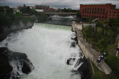 The Spokane Falls - Attraction -