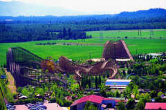Silverwood Theme Park - Attraction - 27843 N Hwy 95, Athol, ID, 83801, US
