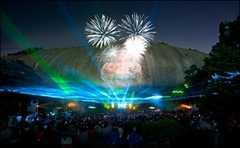 Stone Mountain Park - Attractions - 1000 Robert E Lee Blvd, Stone Mountain, GA, 30087