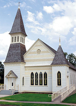 Darby Chapel - Ceremony Sites - 220 North 7th Street, Fort Smith, AR, 72901