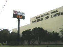 Macarthur Park Church Of Christ - Ceremony Sites - 1907 NE Loop 410, San Antonio, TX, US