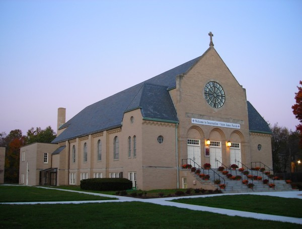 Incarnation St. James Catholic Church - Ceremony Sites - 1545 Pennington Rd, Ewing, NJ, 08618