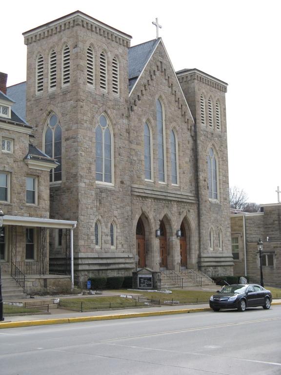 St. John The Evangelist - Ceremony Sites - E Bishop St, Bellefonte, PA, 16823