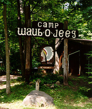 Camp Waub-o-jeeg - Campsites - 2185 Chisago St, Taylors Falls, MN, United States