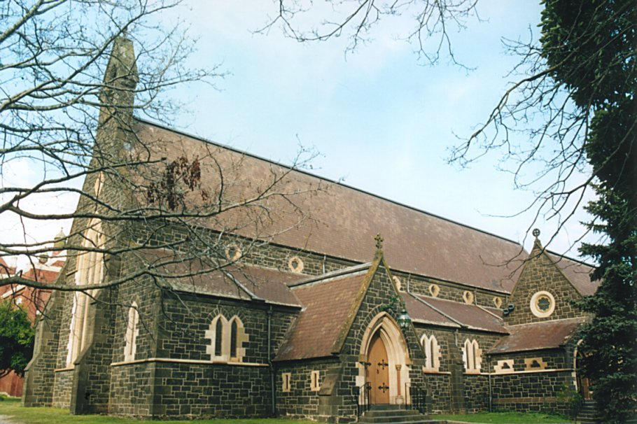 St Mary's Catholic Church - Ceremony Sites - 208 Dandenong Road, St Kilda East