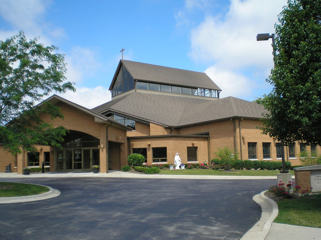 St Jude's Church - Ceremony Sites - 241 W 2nd Ave, New Lenox, IL, United States