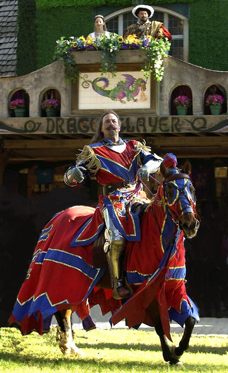 Texas Renaissance Festival - Ceremony Sites - 21778 FM 1774, Plantersville, TX, United States