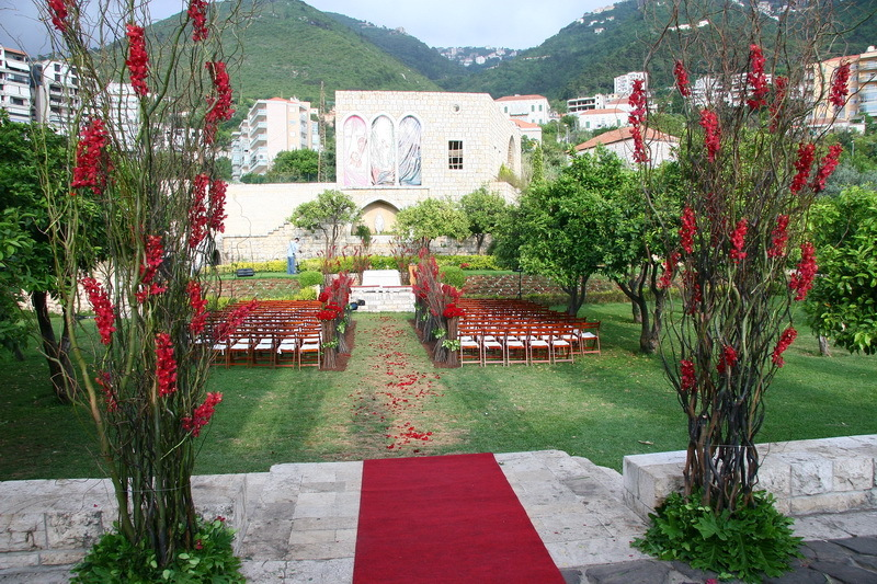 Couvent Saint Georges - Ceremony Sites - Sahel Alma, Jounieh, Lebanon
