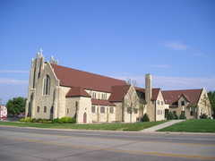 East Side Lutheran Church - Ceremony - 1300 E 10th St, Sioux Falls, SD, United States