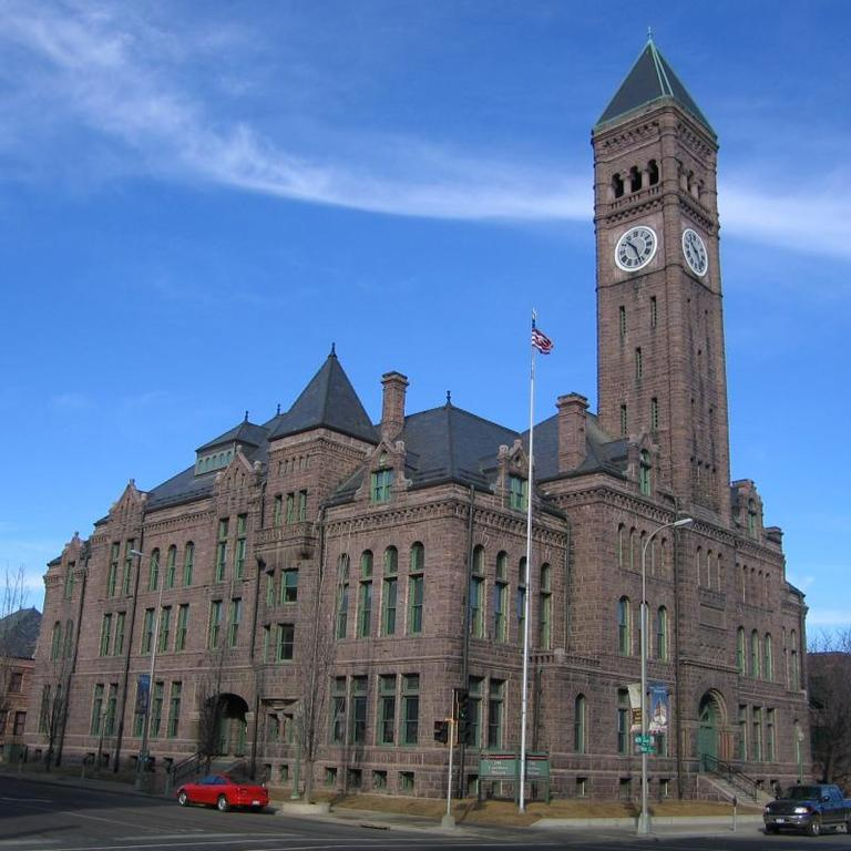 Old Courthouse Museum - Reception Sites - 200 West 6th Street, Sioux Falls, SD, United States