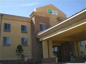 Holiday Inn Express & Suites - Hotels/Accommodations - 151 S Parsons Ave, Merced, CA, 95348