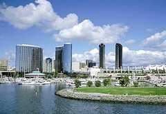 San Diego Marriott Gaslamp - Hotel - 660 K Street, San Diego, CA, 92101, United States