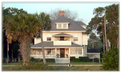 Night Swan Bed And Breakfast - Reception Sites, Hotels/Accommodations - 512 S Riverside Dr, New Smyrna Beach, FL, 32168