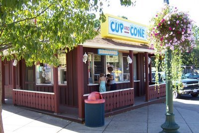 Cup & Cone - Restaurants - 2126 4th St, White Bear Lake, MN, 55110