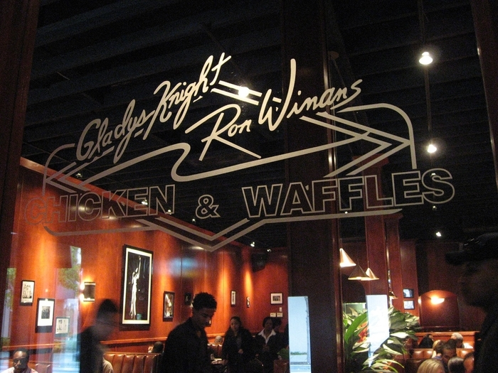 Gladys Knight & Ron Winans' Chicken & Waffles - Restaurants, Attractions/Entertainment - 529 Peachtree St NE, Atlanta, GA, 30308