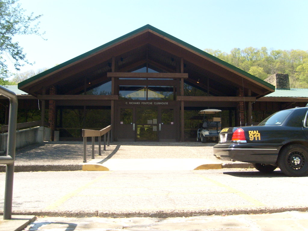Coonskin Clubhouse - Reception Sites - 2000 Coonskin Dr, Charleston, WV, 25311