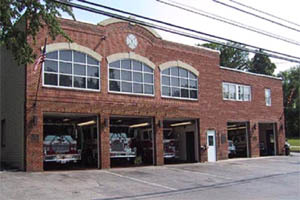 Elkridge Volunteer Fire Department - Reception Sites - 6275 Old Washington Rd, Elkridge, MD, 21075