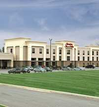 Hampton Inn & Suites - Hotels/Accommodations - 6690 Ironwood Boulevard, Canfield, OH, United States