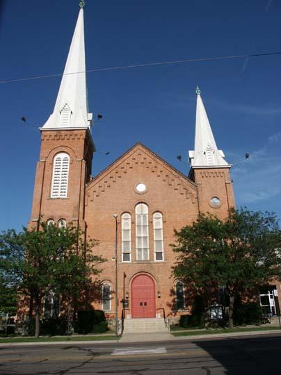 First Baptist Church - Ceremony Sites - 201 S Jackson St # 1, Jackson, MI, United States
