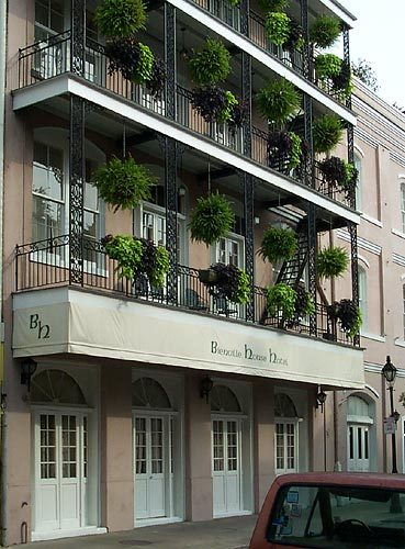 Bienville House Hotel - Hotels/Accommodations - 320 Decatur St, New Orleans, LA, United States