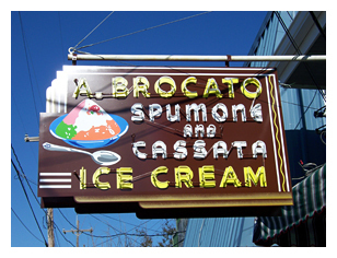 Angelo Brocato Ice Cream - Restaurants - 214 North Carrollton Avenue, New Orleans, LA, United States