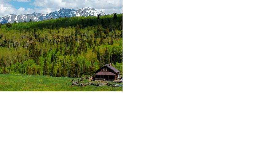 Schmid Ranch Telluride - Ceremony Sites -
