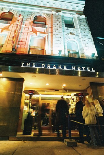 The Drake Hotel - Hotels/Accommodations, Bars/Nightife - 1150 Queen St W, Toronto, ON, M6J