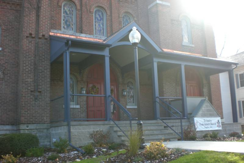 Trinity Federated Church - Ceremony Sites - 123 N Main St, Naples, NY, 14512
