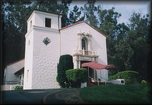 Presidio Chapel - Ceremony Sites - Fisher Loop, San Francisco, CA, 94129, US