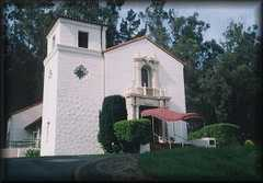 Presidio Chapel - Ceremony - Fisher Loop, San Francisco, CA, 94129, US