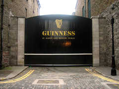 Guinness Brewery - Attraction - St. James' Gate, Dublin, IE