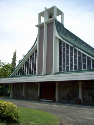 Church Of The Holy Trinity - Ceremony Sites - 48 - A McKinley Rd, Makati, NCR
