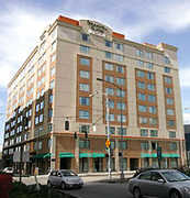 Springhill Suites-Downtown - Hotel - 1800 Yale Ave, Seattle, WA, 98101